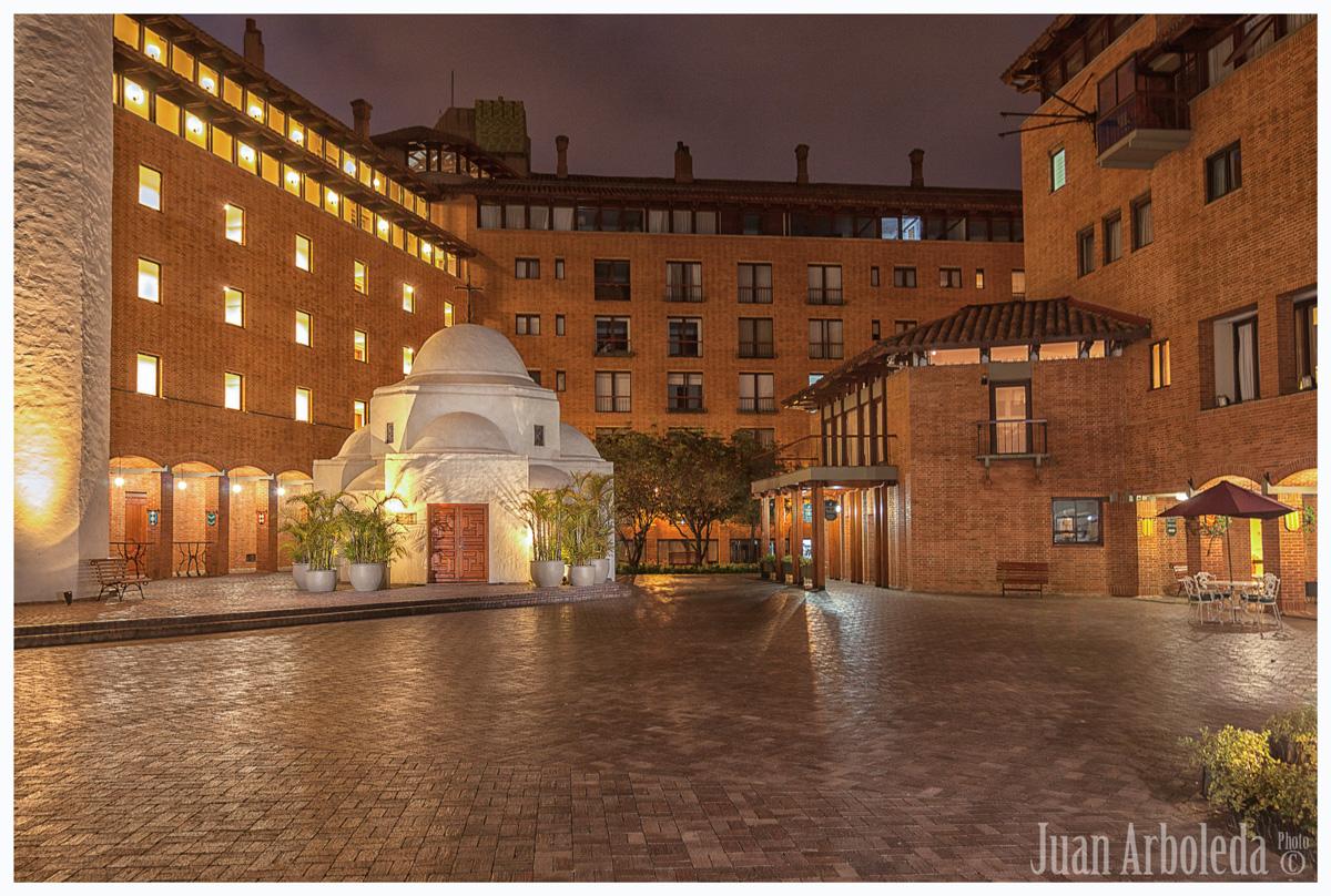 Fotografia de arquitectura Colombia Bogota